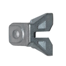 Casting ledger end scaffolding accessories