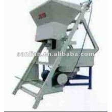 JS750 Mixer for batching hopper plants