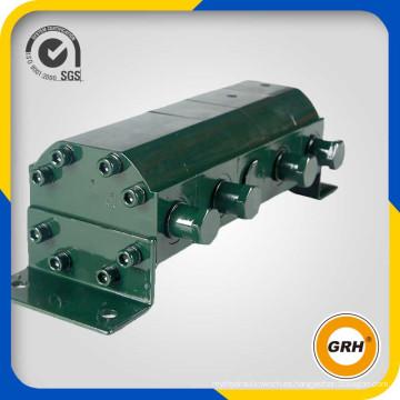 Divisor de flujo hidráulico del motor engranado