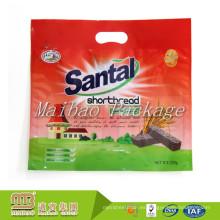 Bolso del embalaje de la barra del cereal del bocado de la categoría alimenticia del sello de calor de la fábrica de la impresión al por mayor de la fábrica