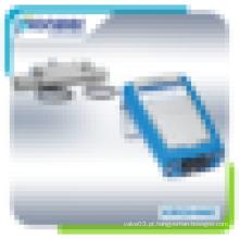 Krohne OPTISONI6300P Braçadeira portátil ultra-sônica no medidor de vazão