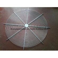 Aço inoxidável / revestimento de PVC / Ventilação Fio Gurads