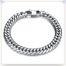 Modeschmuck Silikon Armband Edelstahl Armband (HR150)