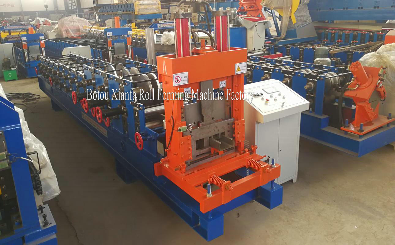 C Shaped Rolling Forming Machines