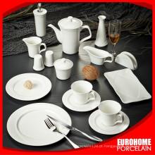 Louças de porcelana cerâmica atacado EuroHome projeto especial china