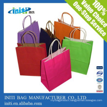 2015 new hot Quality fashion customized talking gift bag