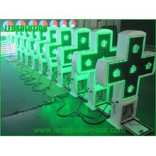 Écran croisé de pharmacie Ledsolution P16 LED