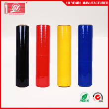 Black+17%2F20mic+LLDPE+Stretch+Film+For+Shrink+Wrap