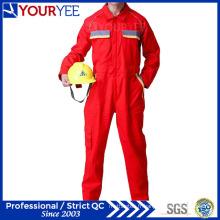 Combinaisons rouges de style unique pour les vêtements de travail confortables (YLT118)