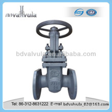 GOST medium temperature PN16 gate valve china supplier