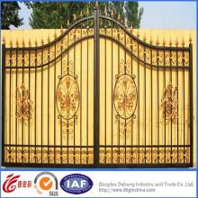 Porte décorative de haute qualité de style royal