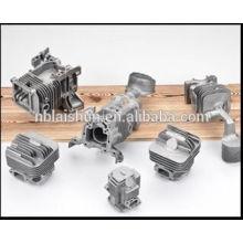 China Ningbo fábrica ISO9001 disipador de calor de aluminio disipador de piezas de fundición de fundición