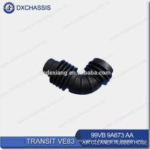 Tubulação de borracha genuína 99VB 9A673 AA do líquido de limpeza do trânsito VE83