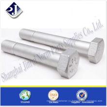 Болт с шестигранной головкой для производства электроэнергии TS16949 ISO9001