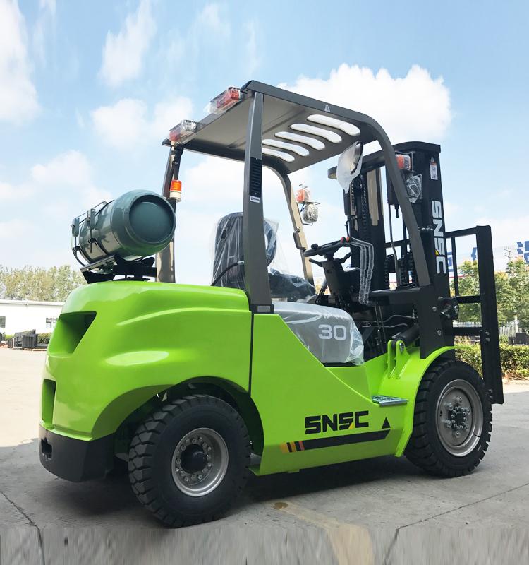 3ton Lpg Forklift Truck 7