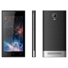 "4.5 ""Fwvga IPS [480 * 854] Qual-Kern 3G GSM Telefon Android 4.4 High-End-Design, 1500mAh Smartphone"