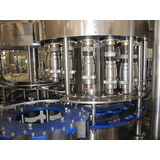 3 In 1 Automatic Liquid Filling Machine Mineral Water Production Line