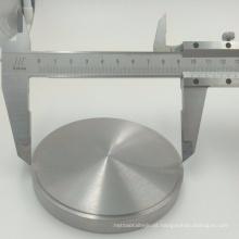 Melhor preço cad cam grau odontológico 5 disco de titânio preço por kg