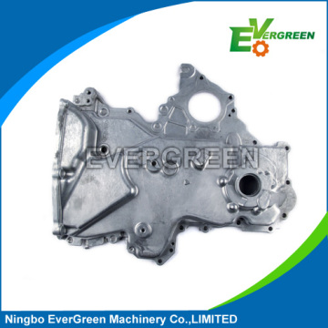 Aluminum casting motor housing