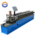 Stål Rolling Door Shutter Roll Forming Machine