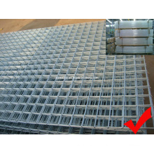 Welded, Expanded, Stainless Steel Mesh Fence Panel