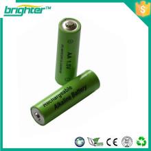 Batería recargable de 6 voltios para la afeitadora