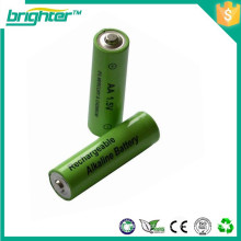 Bateria recarregável de 6 volts para máquina de barbear