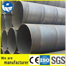 Поставка спиральных SSAW / HSAW 28-дюймовых стальных труб спецификации