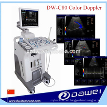 ultrasound machine color doppler&equipo de ultrasonido DW-C80 PLUS
