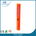Promotional Gift Powerful Torch 3 LED Aluminium Portable Flexible Magnetic Pen Flashlight