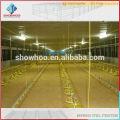 galpones de acero de bajo costo para granja de aves de corral para la venta