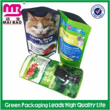 MEJOR bolso de empaquetado plástico de la alta barrera de la fábrica de la calidad al por mayor para la comida para mascotas