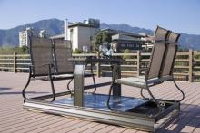 आउटडोर patio फर्नीचर गार्डन फर्नीचर सेट रहते हैं घर फर्नीचर