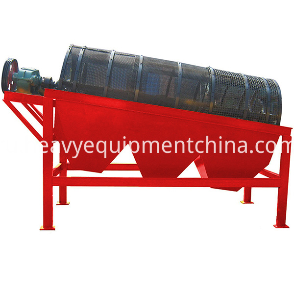 Mobile Trommel Screen For Sale