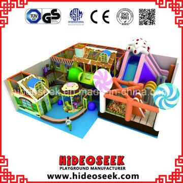 Candy Tema Patio de juegos interior para la venta