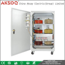 2016 New Type Direct Manufacturer SVC 20 kva Three Phase Servo Motor Automatic AC Household Voltage Stabilizer YueQing