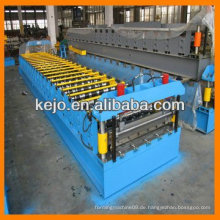 Walzenformmaschine Metalldachplatte Walzenformmaschine