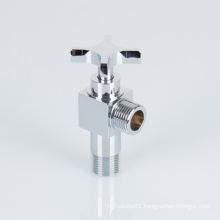 toilet two outlet 1 2 inch full brass angle valve