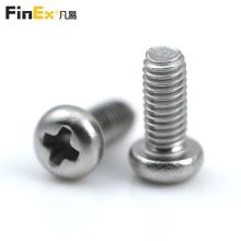 304 A2 Stainless Steel Cross Micro Small Mini Screw