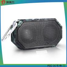 Altavoces Bluetooth portátiles a prueba de agua del camuflaje IP66
