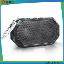 Camouflage IP66 Waterproof Portable Bluetooth Speakers