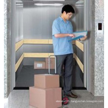Stainless Steel Cheap Electric 5000kg Indoor Cargo Elevator