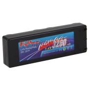 Lithium Polymer RC Car Battery Pack 25c 7.4V 3200mAh
