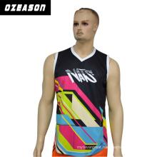 Wholesale New Fashion Gym Vest Blank Gym Custom Mens Stringer Singlet