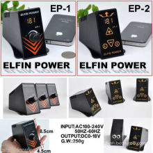 Pro New 2013 Blakc High quality LCD Digital Tattoo Power Supply EP-2 For Gun Ink