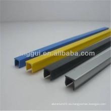Perfil de aleación de aluminio 7050
