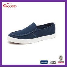 Tecido sapatos de lazer superior para jovens