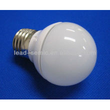China fabricante e27 LED globo de vidro da lâmpada
