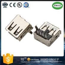 Mini USB Receptaclefemale USB para Ethernet Terminal Adaptador Micro USB Conector Terminal Micro USB Conector Fêmea USB para Ethernet Adaptador Mini USB Receptáculo (F