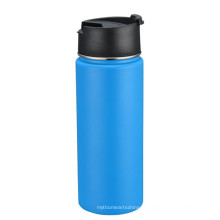 Outdoors Sports 18-64 oz Double Wall Vacuum Insulated Wide Mouth Metal Travel Tumbler